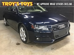 2009 Audi A4 2.0T **Leather Interior / Fully Loaded** Automatic Sedan