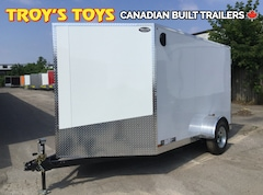 2019 Canadian Trailer Company 7X10 V-Nose Cargo Trailer