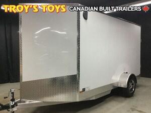 2018 Canadian Trailer Company 6X12 V-Nose Cargo Trailer -