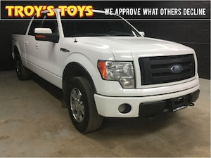 2009 Ford F-150 FX4 - *DVD Players*
