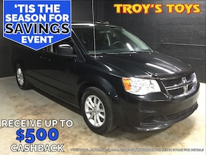 2013 Dodge Grand Caravan SE Plus Minivan