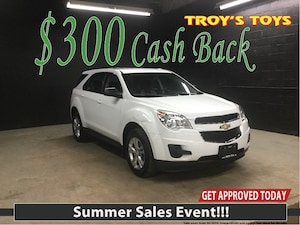2011 Chevrolet Equinox LS $300 Cash Back On NOW!