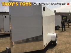 2019 Canadian Trailer Company 6X10 V-Nose Cargo Trailer