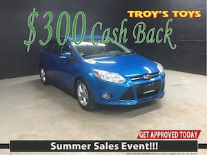 2012 Ford Focus SE $300 Cash Back On NOW!