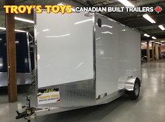 2018 Canadian Trailer Company 6X12 V-Nose Cargo Trailer