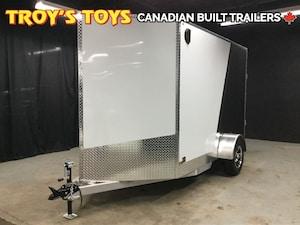 2018 Canadian Trailer Company 6X10 V-Nose Cargo Trailer -