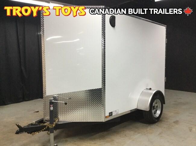 2018 Canadian Trailer Company 5X8 V-Nose Cargo Trailer