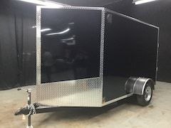 2017 Canadian Trailer Company 6X10 V-Nose Cargo Trailer
