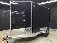 2018 Canadian Trailer Company 6X10 V Nose Cargo Trailer