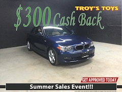 2010 BMW 1 Series 128i $300 Cash Back On NOW! Convertible