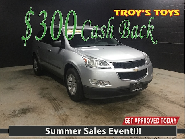 2011 Chevrolet Traverse LS $300 Cash Back On NOW! SUV