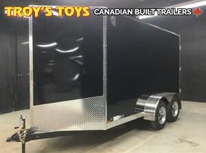 2018 Canadian Trailer Company 6X12 V Nose Cargo Trailer