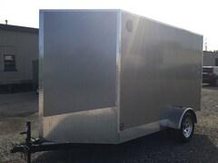 2017 Canadian Trailer Company 6X10 V-Nose Cargo Trailer -