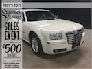 2010 Chrysler 300 Touring - **Under 130kms!** Sedan