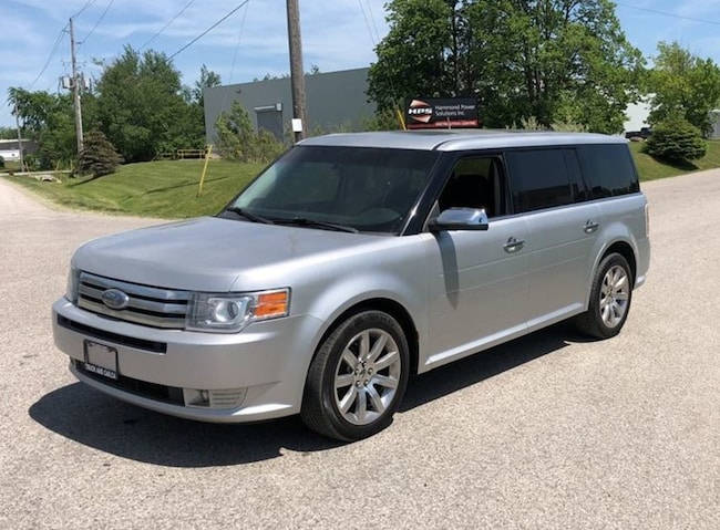 2009 Ford Flex Limited AWD /NEW BRAKES / CLEAN CLEAN SUV