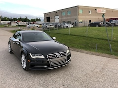 2013 Audi S7 4.0T/ NIGHTVISION / NAV / MASSAGE SEAT Sedan
