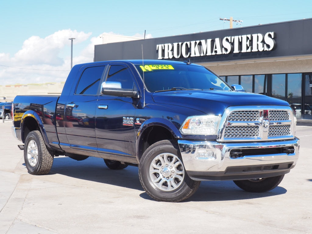 Used 2014 Dodge Ram 2500 Mega Cab In Phoenix Vin