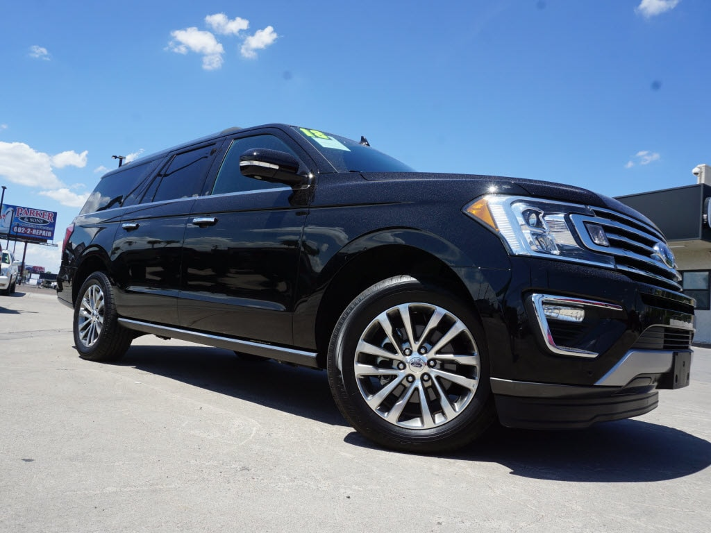 Used 2018 Ford Expedition MAX SUV 4x2 Limited  SUV in Phoenix, AZ