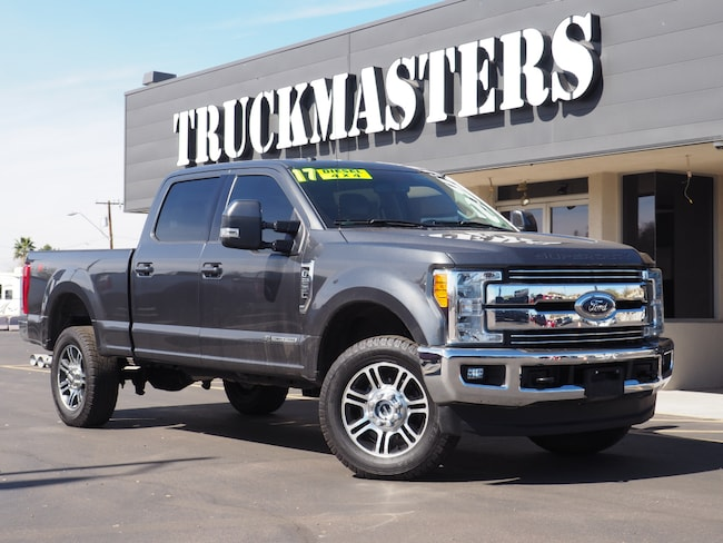 Used 2017 Ford F-250 Super Duty Lariat 4WD Crew CAB 6.75 4x4 Lariat  Crew Cab 8 ft. LB Pickup for sale in Phoenix, AZ at Truckmasters