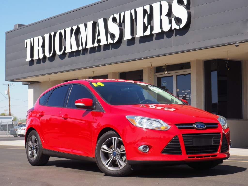 used 2014 ford focus 5dr hb se for sale in phoenix az