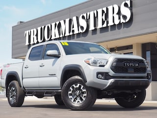 Used 2018 Toyota Tacoma TRD OFF Road Double CAB 5 4x4 TRD Off-Road  Double Cab 5.0 ft SB 6A in Phoenix, AZ