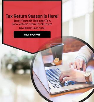 Tax Return Season Is Here