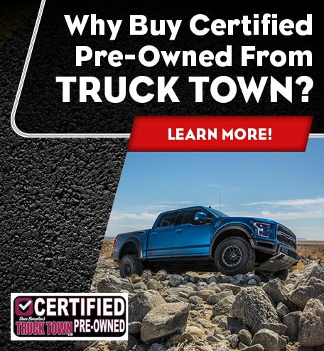 Why Buy CPO at Truck Town