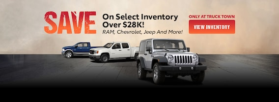 Bremerton's Truck Town | Used Ford, Chevrolet, GMC, Dodge