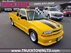 2002 Chevrolet S-10 LS Truck Extended Cab