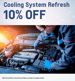 Cooling System Refresh
