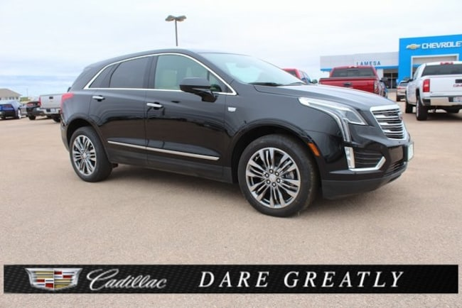New 2018 Cadillac Xt5 Premium Luxury For Sale In Lamesa Serving