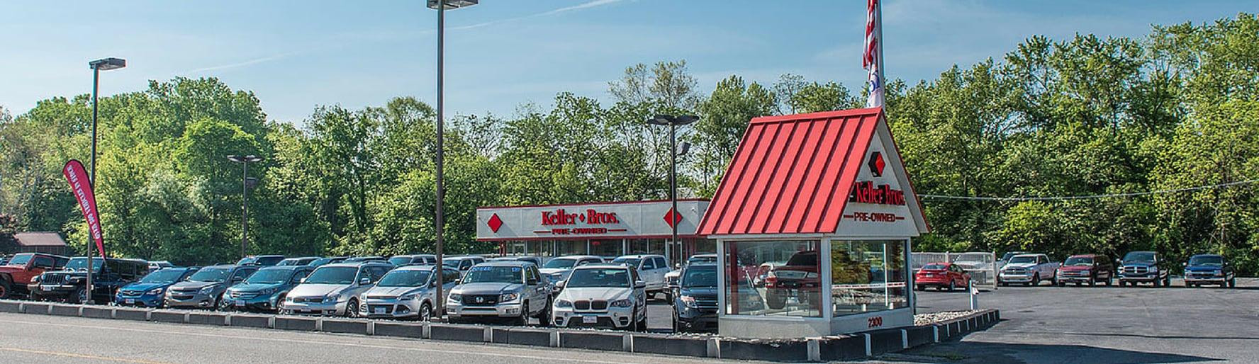 Keller Brothers Ford >> Keller Bros Pre Owned Used Car Dealership In Lebanon Pa