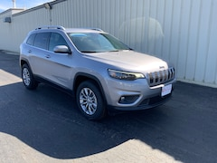 New 2021 Jeep Cherokee LATITUDE LUX 4X4 Sport Utility 1C4PJMMX8MD202190 For Sale in Colby, WI