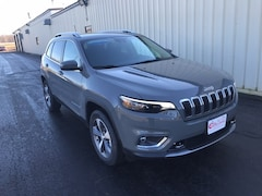New 2021 Jeep Cherokee LIMITED 4X4 Sport Utility 1C4PJMDX4MD132851 For Sale in Colby, WI