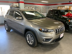 New 2021 Jeep Cherokee LATITUDE LUX 4X4 Sport Utility 1C4PJMMX7MD207137 For Sale in Colby, WI
