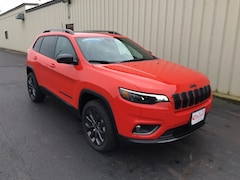 New 2021 Jeep Cherokee 80TH ANNIVERSARY 4X4 Sport Utility 1C4PJMMX5MD128923 for sale in Colby, WI