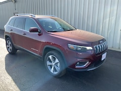 New 2021 Jeep Cherokee LIMITED 4X4 Sport Utility 1C4PJMDX3MD205899 For Sale in Colby, WI