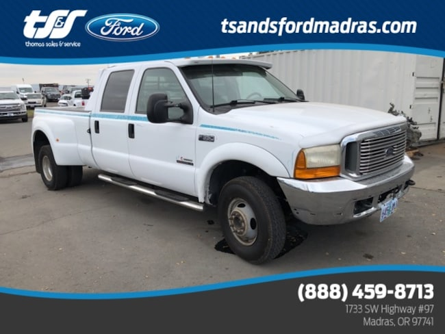 2000 Ford F-350SD Truck for sale in Madras, OR