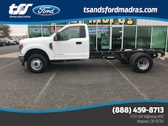 Commercial Vehicles  2019 Ford F-350SD XL V8 for sale in Madras, OR