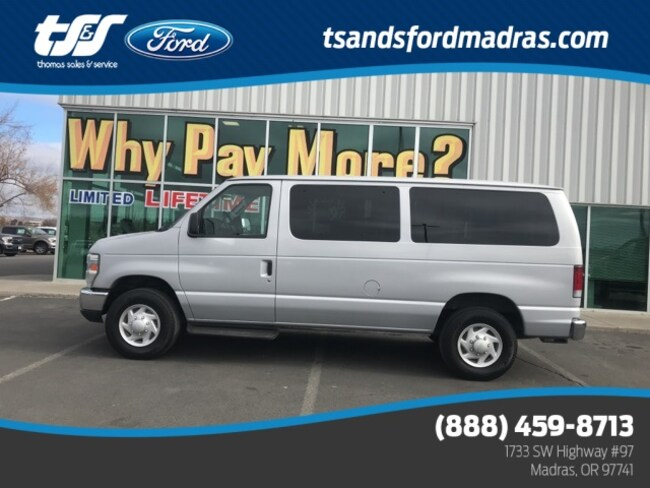 2008 Ford E-350SD XLT Wagon for sale in Madras, OR