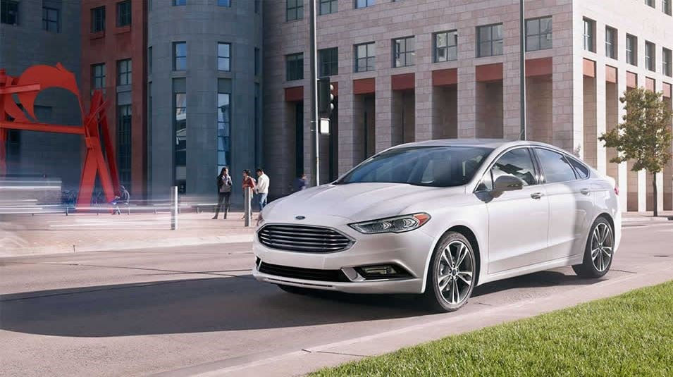 2017 Ford Fusion Redmond, OR