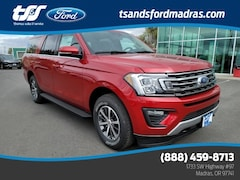 2020 Ford Expedition Max XLT EcoBoost V6 GTDi DOHC 24V Twin Turbocharged for sale in Madras, OR