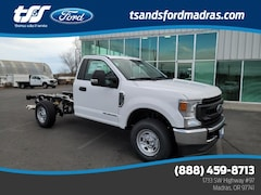 2020 Ford F-250 XL Power Stroke V8 DI 32V OHV Turbodiesel for sale in Madras, OR