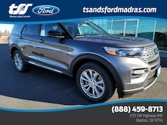 2021 Ford Explorer Limited EcoBoost I4 GTDi DOHC Turbocharged VCT for sale in Madras, OR