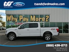 2018 Ford F-150 Lariat Diesel Turbocharged