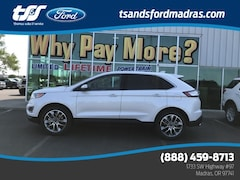 2018 Ford Edge Titanium EcoBoost I4 GTDi DOHC Turbocharged VCT for sale in Madras, OR