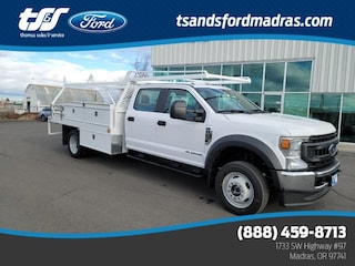 2021 Ford F-450 XL Power Stroke V8 DI 32V OHV Turbodiesel