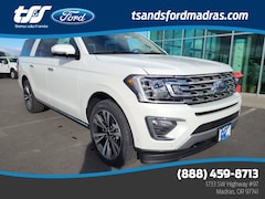 2021 Ford Expedition Max Limited EcoBoost V6 GTDi DOHC 24V Twin Turbocharged for sale in Madras, OR