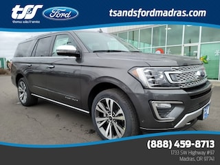 2021 Ford Expedition Max Platinum EcoBoost V6 GTDi DOHC 24V Twin Turbocharged