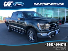 2021 Ford F-150 Lariat EcoBoost V6 GTDi DOHC 24V Twin Turbocharged for sale in Madras, OR